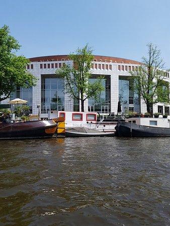 Amsterdam, Nederländerna: Valió la pena
