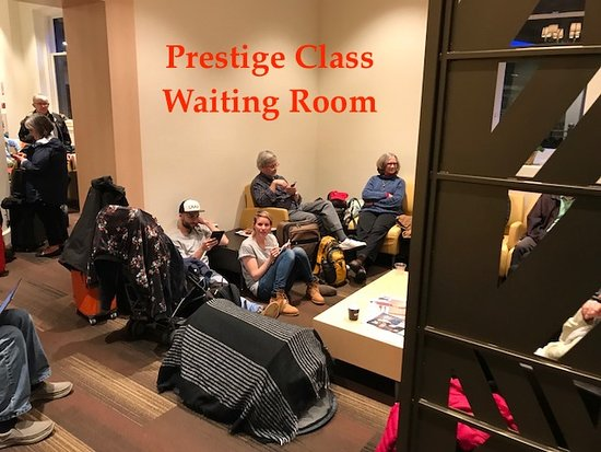 "VIA Rail Canada: Does this look like ""Prestige Class"" to you???"