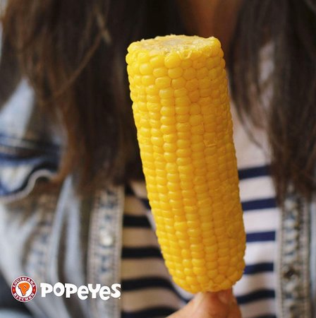 Popeyes Louisiana Kitchen: Our sweet buttery corn on the cob