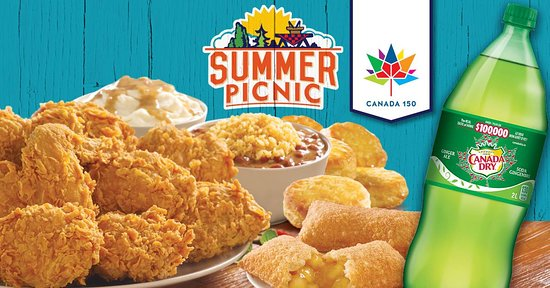 Popeyes Louisiana Kitchen: Try our summer picnic deal