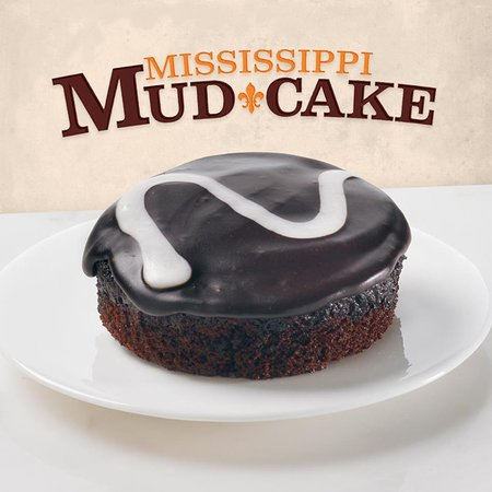 Our Chocolate Mississippi Mud Cake Picture Of Popeyes Louisiana Kitchen Whitby Tripadvisor