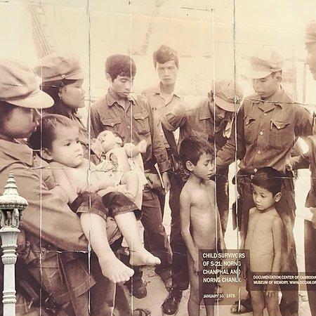 吐斯廉屠杀博物馆照片