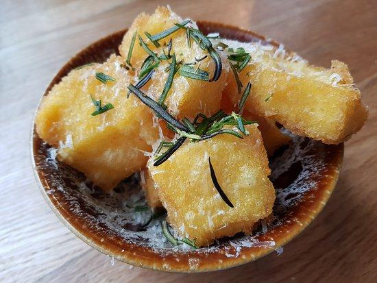 Jamie's Italian: Polenta Chips