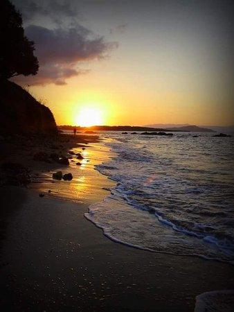 Nea Chora Beach ภาพถ่าย