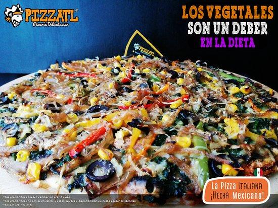 Pizzatl - Pizzeria Delicatessen: ¡Regla de la vida! 🍕👩🏻🍳👨🏻🍳  #Orizaba #Pizzatl #pizza #lapizzadeorizaba #consumelocal