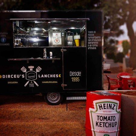 Urupes, SP: Dirceu's Lanches