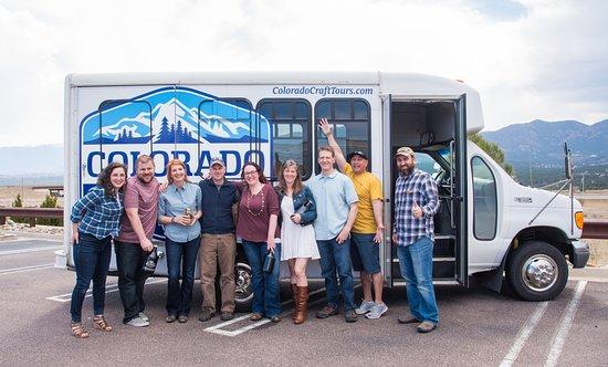 Colorado Craft Tours