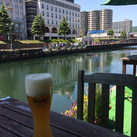 小樽运河照片