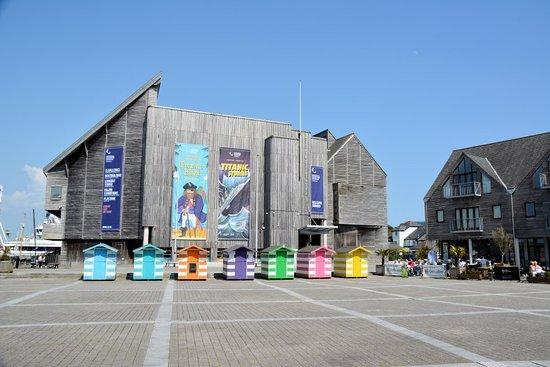National Maritime Museum Cornwall照片