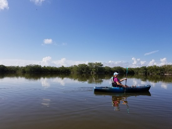Cocoa Kayaking照片