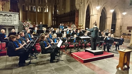 St. John's Anglican Cathedral: Great place for a concert