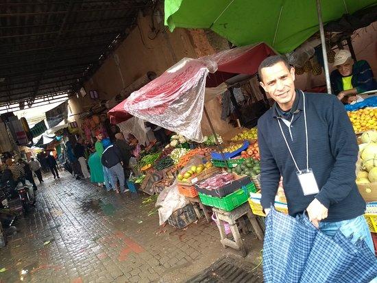 Trilho Salama Day Tours: comercio em Marrakesh