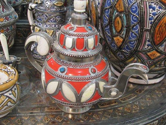 Trilho Salama Day Tours: maravilhosos trabalhos manuais com cerâmica