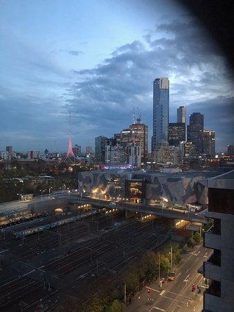 Adina Apartment Hotel Melbourne on Flinders: Flinders Street