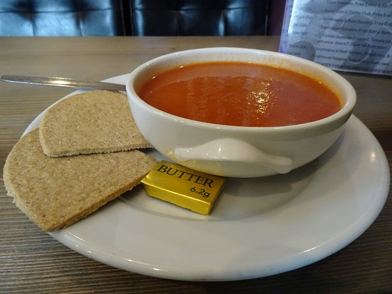 The Reel: Soup of the day is always good irrespective of time of year
