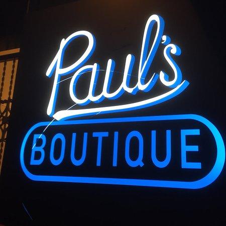Pauls Boutique Foto