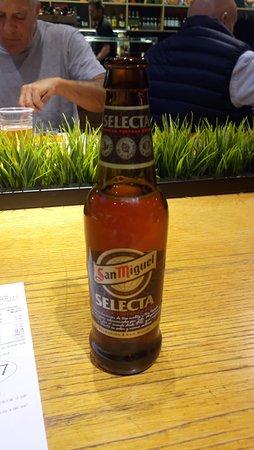 Urban Grill: Cerveja San Miguel - recomendo!
