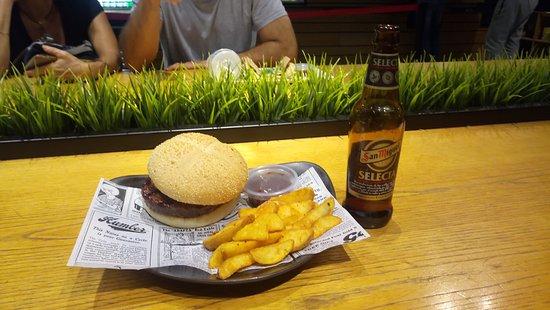 Urban Grill: Lanche delicioso!!!