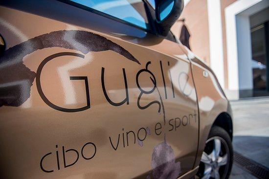 """L'auto """"Guglie"""""""
