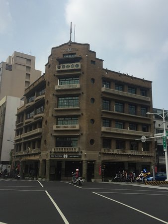 Hayashi Department Store: 林百貨店外観
