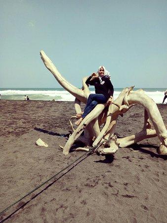 Goa Cemara Beach Photo
