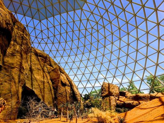 Henry Doorly Zoo: Desert exhibit