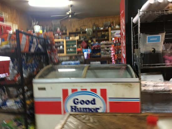 Cherokee, TX: also a general store