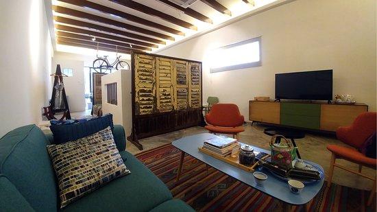 โรงแรมมันทรีมิวส์บูติก: Family room