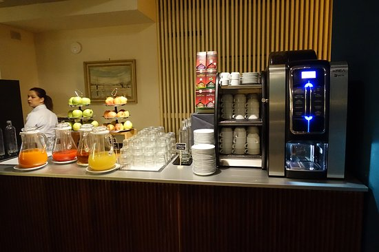 c-hotels Ambasciatori: /_/_/_/_/_/_/_/ 2018.3 撮影 B1の朝食バイキング