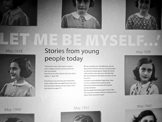 Dominion Museum: Placard Reaching Out to Today's Young People