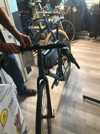 Mike's Bikes: عرض اخر