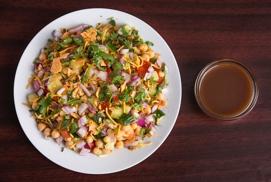 Tandoori Masala: Channa Chat