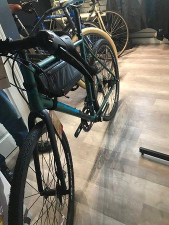 Mike's Bikes: دراجة