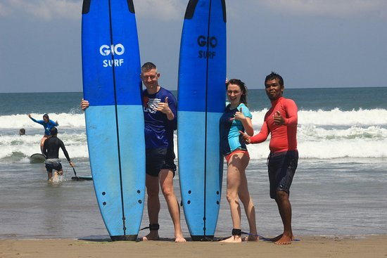 Gio Surf Bali: Join with us.