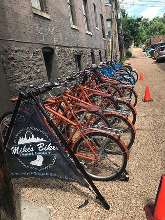 Mike's Bikes: تأجير الدراجات