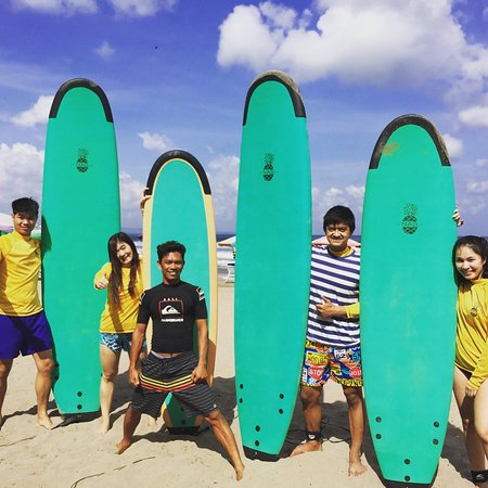 NAS Surf School Bali