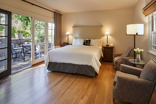 Wine Country Inn & Cottages Napa Valley: Deluxe Garden View