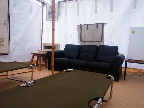 Nature trail camps & homestay