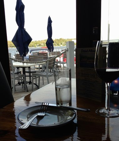 Pier 290 Restaurant : The view from our table at Pier 290