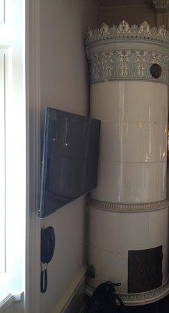 Scandic No. 53 : TV, phone & heater