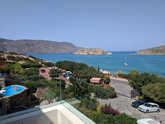 Domes of Elounda, Autograph Collection : View from sea view room