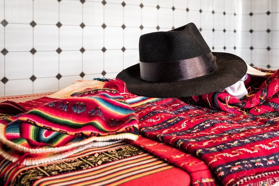 Titicaca For You : Some of the knits and woven items made on Taquile Island