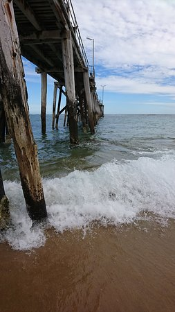 Best Kept Secret Tours: Port Noarlunga Jetty has been standing for nearly 100 years.