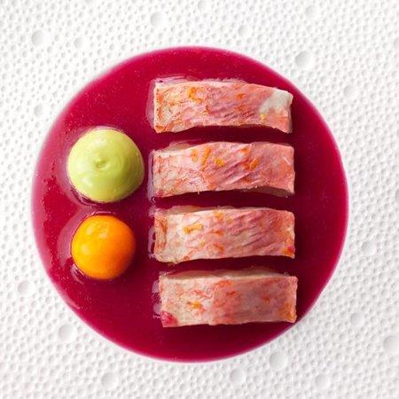 写真Bord'Eau Restaurant Gastronomique枚