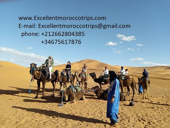 Fes-Boulemane Region, Morocco: Excellent tour in the desert