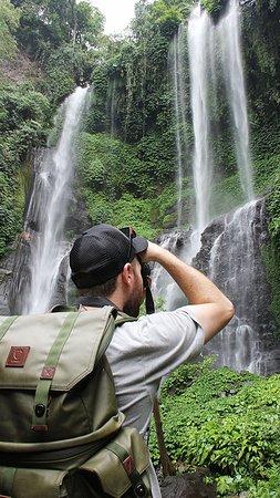 Ari Bali Driver : Sekumpul Waterfall