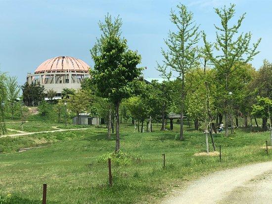 Yamagata Kawanishi Dariya Garden: 展望塔