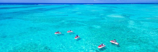 Turks and Caicos Waverunners