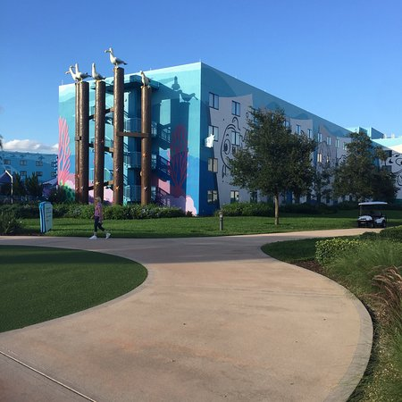 Disney's Art of Animation Resort Photo