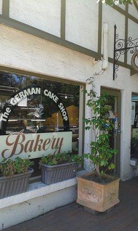 The German Cake Shop: German Cake Shop Bakery (Hahndorf, South Australia)